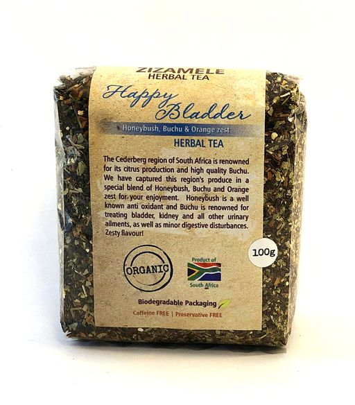 Afrinatural Happy Bladder Tea